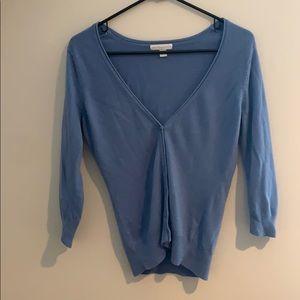 Blue New York and company cardigan